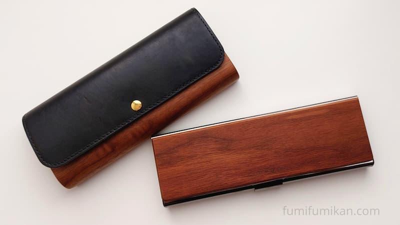 ハコア 筆箱2種類