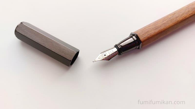 ハコア万年筆 ペン先